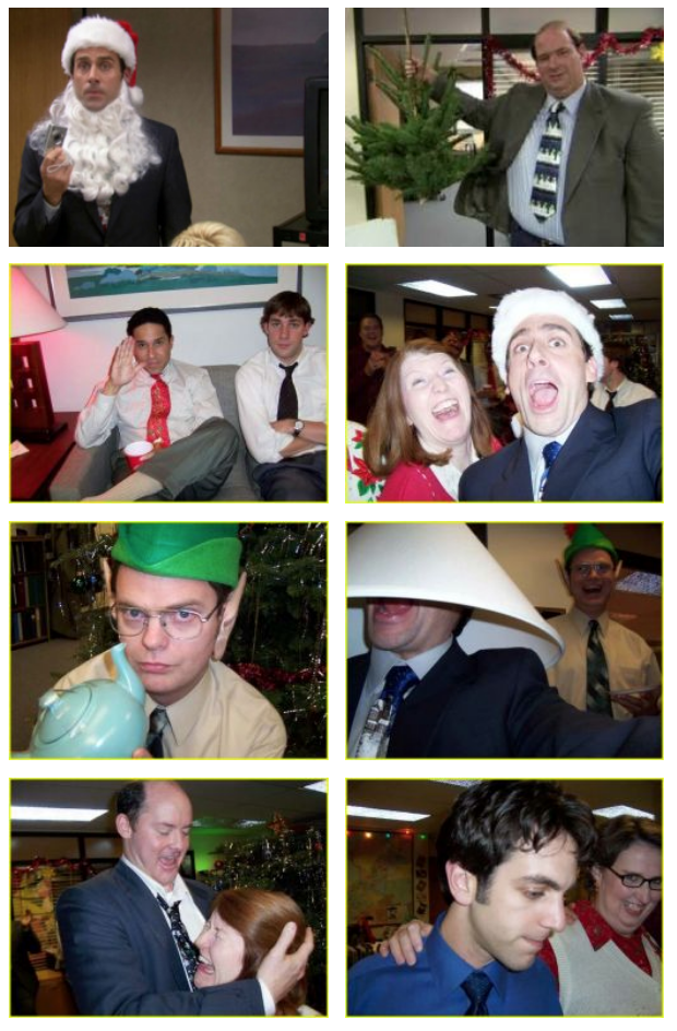 Christmas Party Meme.Photos Of The Christmas Party From Michael Scott S Digital