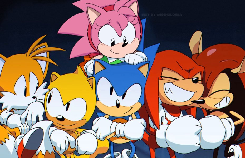 Sonic Mania Plus Amp Amy Sonic Mania Know Your Meme