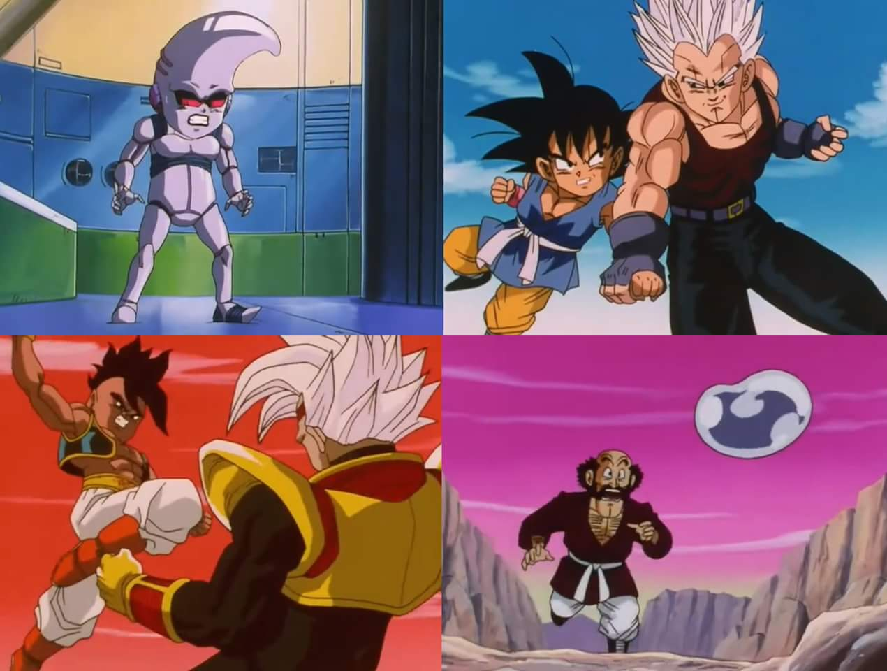 Cmon Dbz Gt Wasnt Really That Bad Dragon Ball Know Your Meme