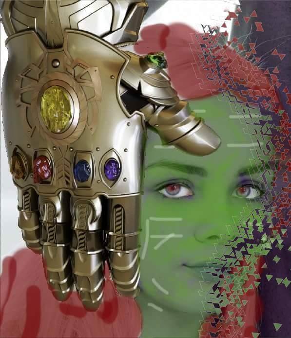 Gamora   Disintegration Effect / I Don't Feel So Good   Know