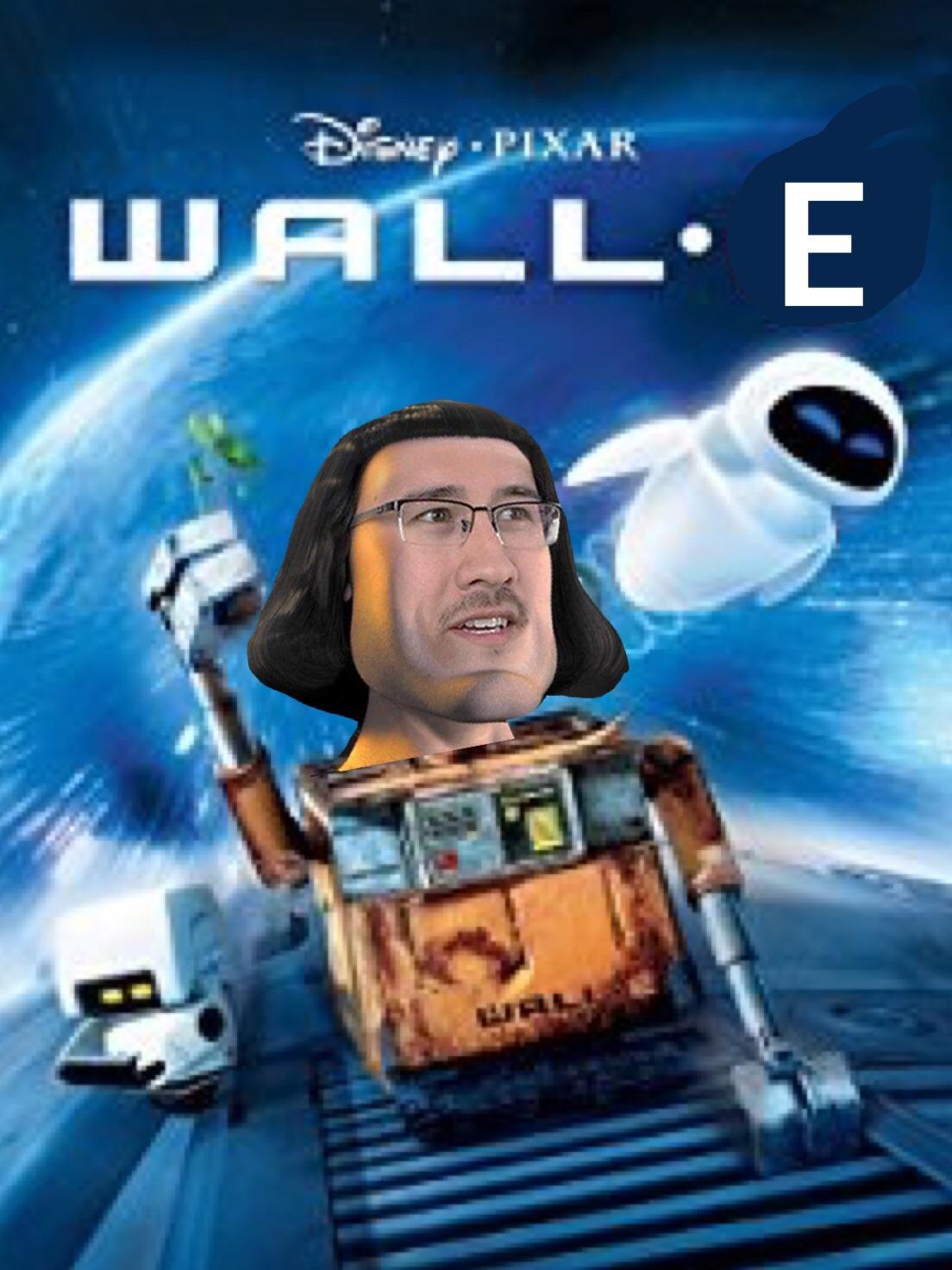 Wall E Lord Marquaad E Know Your Meme