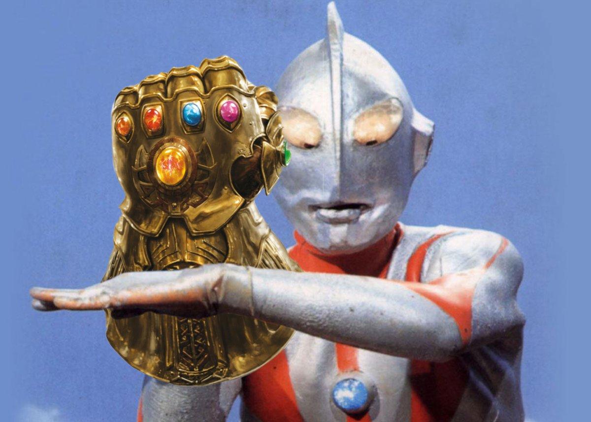 Gambar Ultraman Lucu Gokil