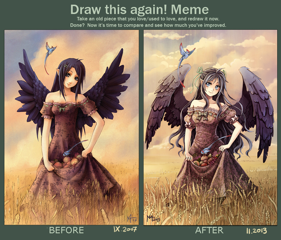 By Radittz Draw This Again Know Your Meme
