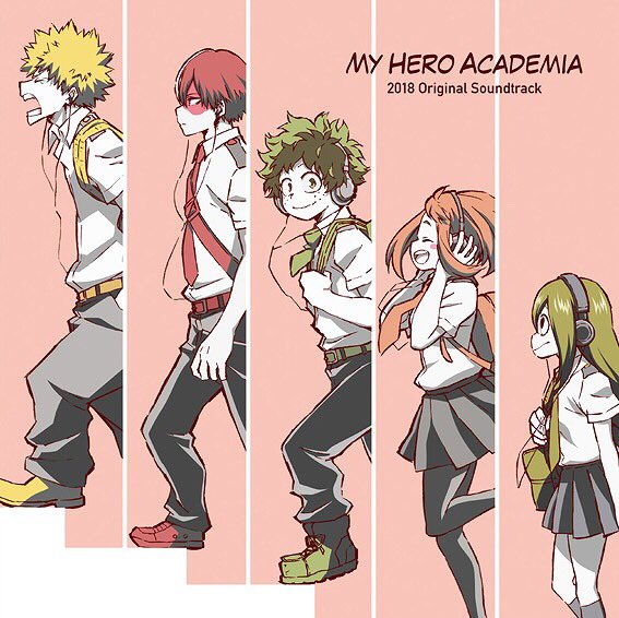 MHA Season 3 OST Cover! | My Hero Academia | Know Your Meme