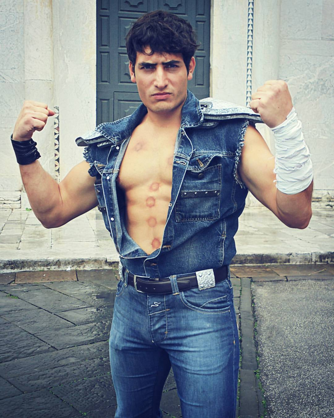 cosplay north star Fist of the