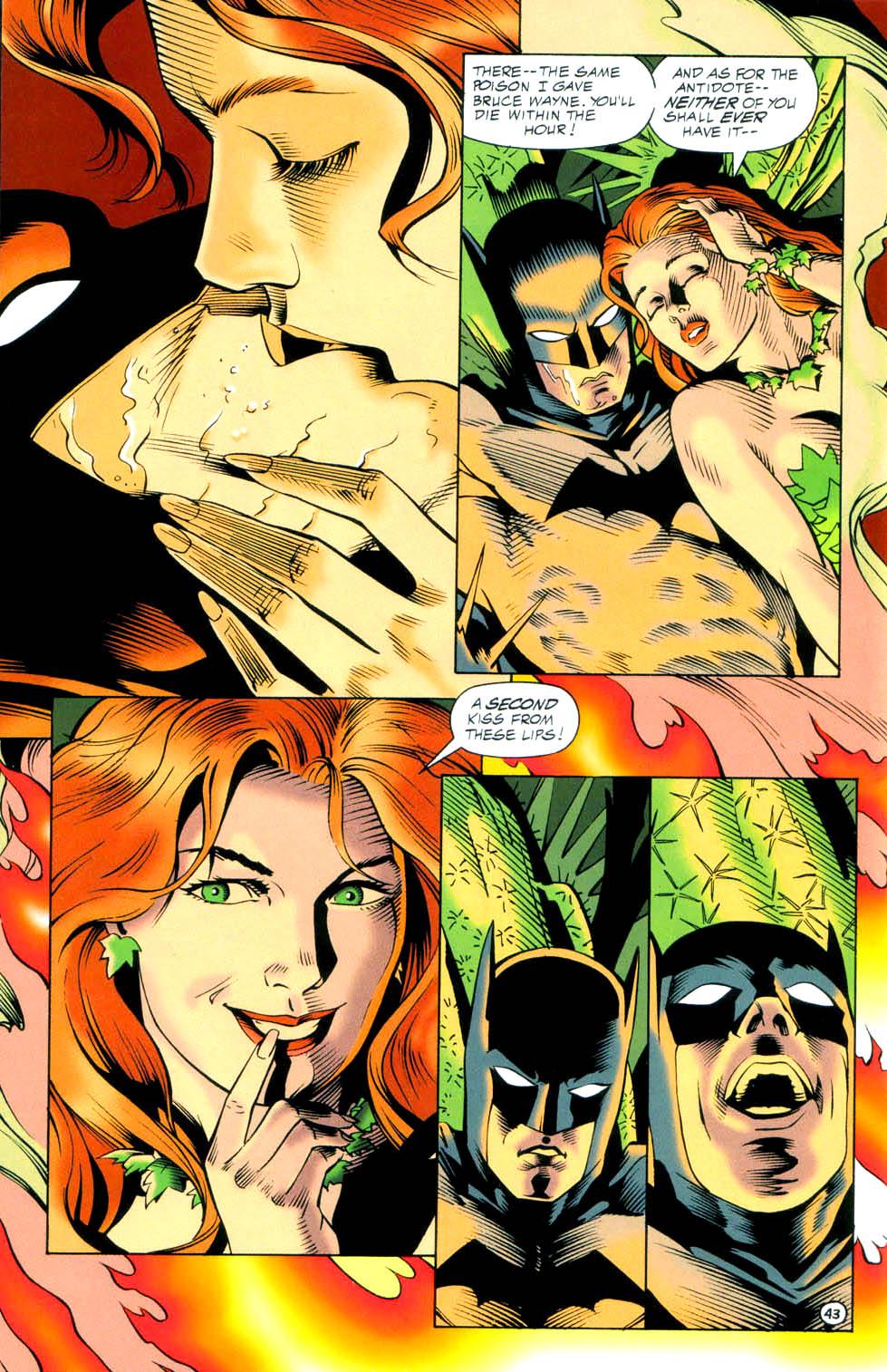 Batman Fucks Poison Ivy