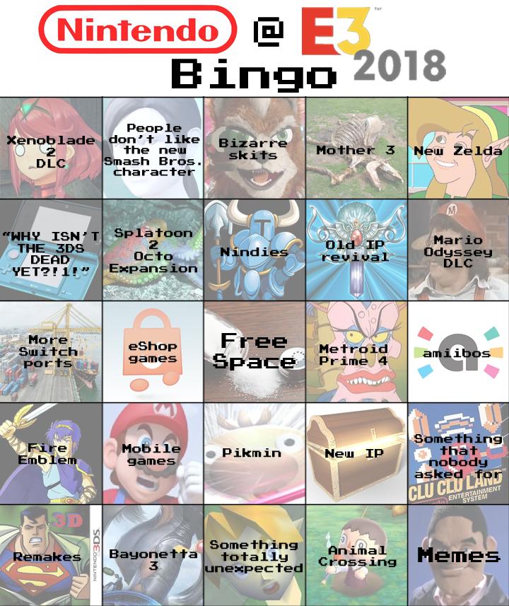 Bingo Fire Emblem C12