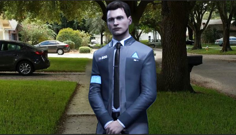 Connor Doing It To 'Em | Detroit: Become Human | Know Your Meme