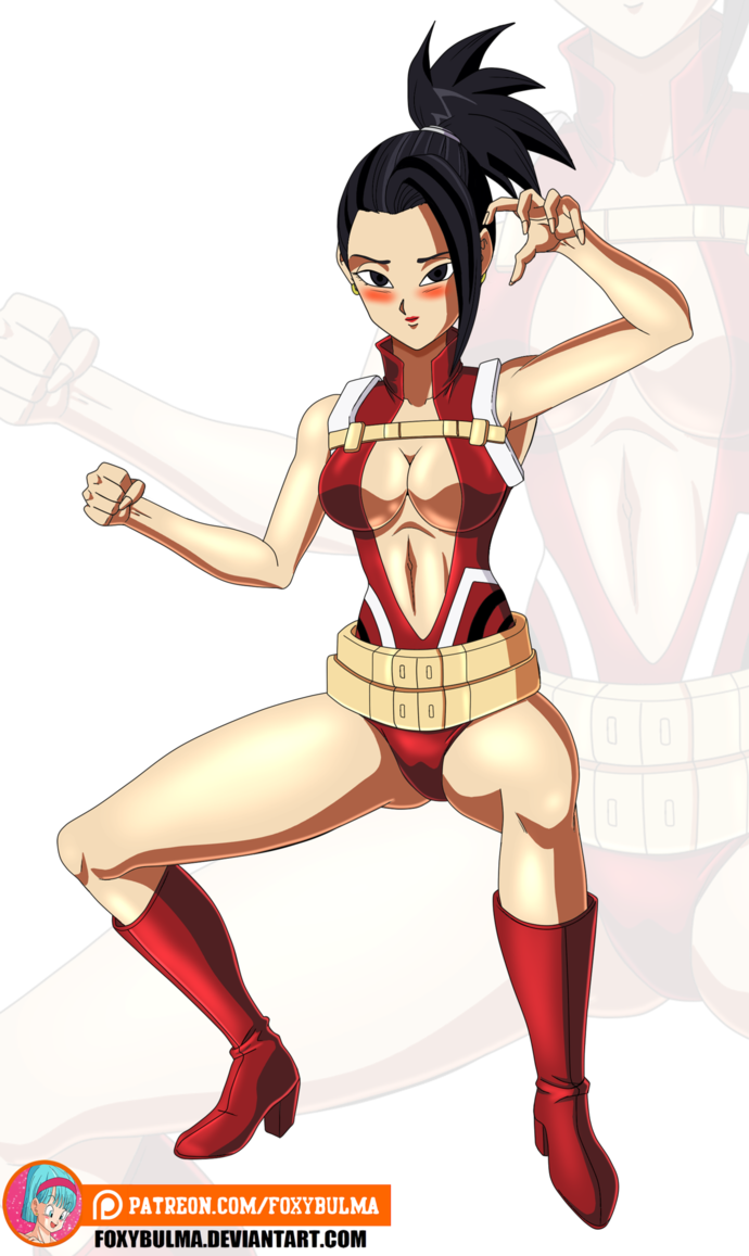 Kale Cosplaying Momo Yaoyorozu Dragon Ball Know Your Meme