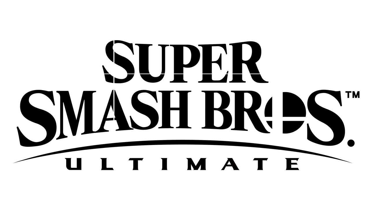 Image result for super smash brothers ultimate logo