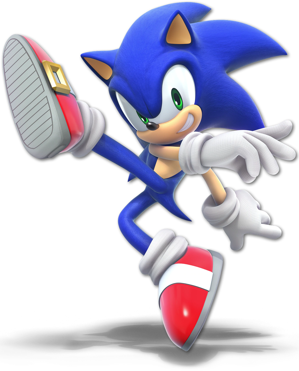 sonic s render super smash brothers ultimate know your meme