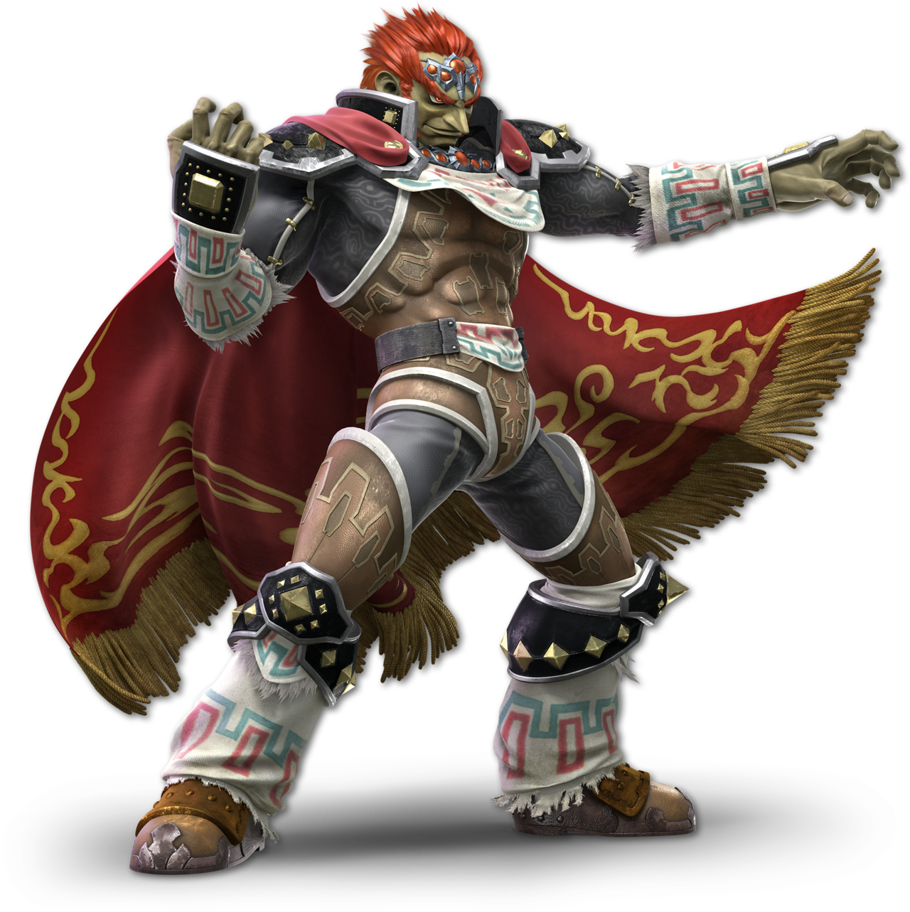 Ganondorf In Super Smash Bros Ultimate Super Smash