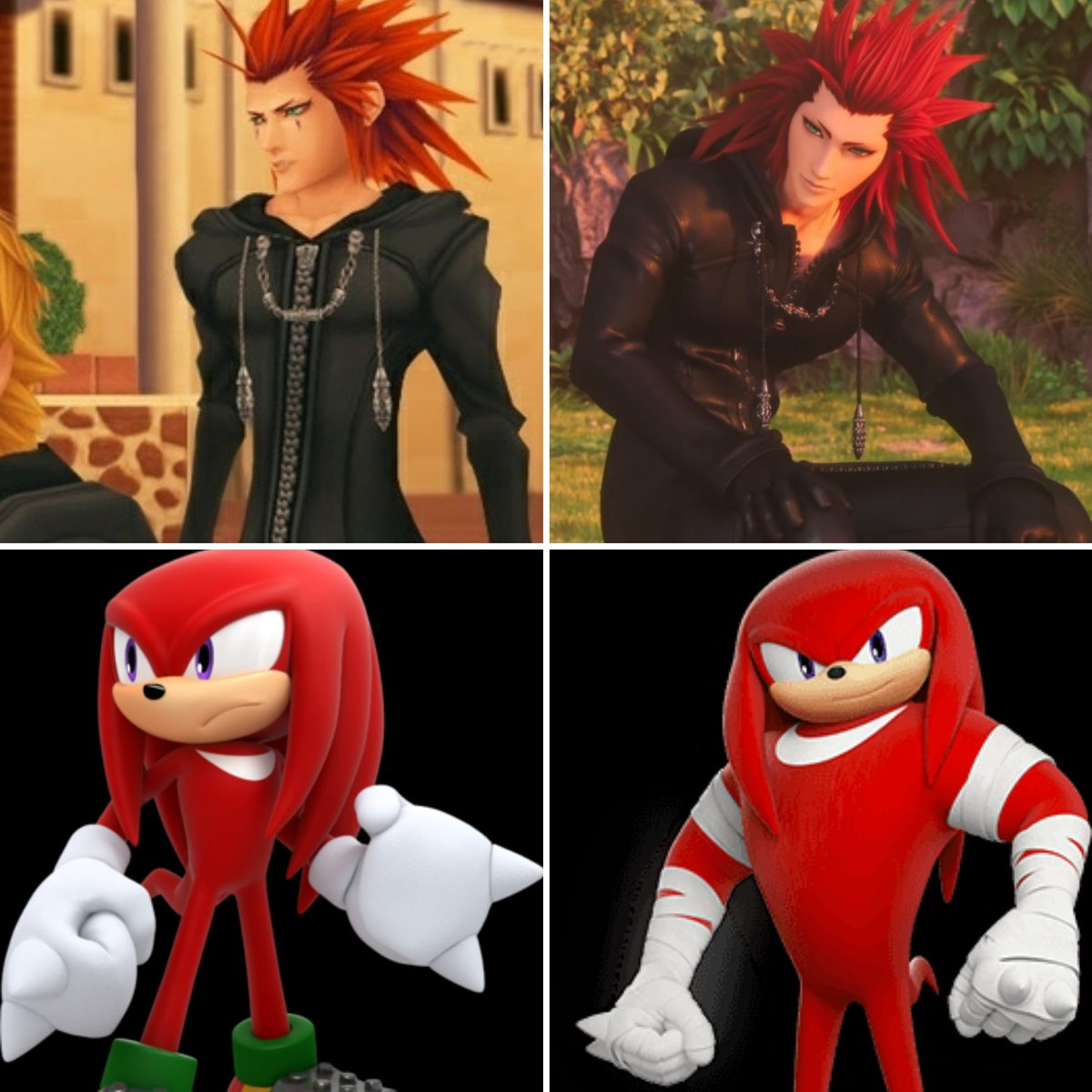 Initial Thoughts Upon Seeing Kh3 Axel Kingdom Hearts Iii Know