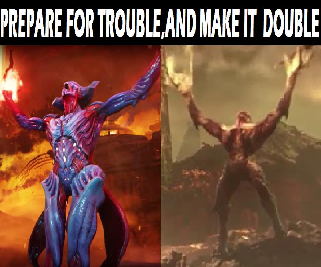 Damn It Doom Eternal Know Your Meme