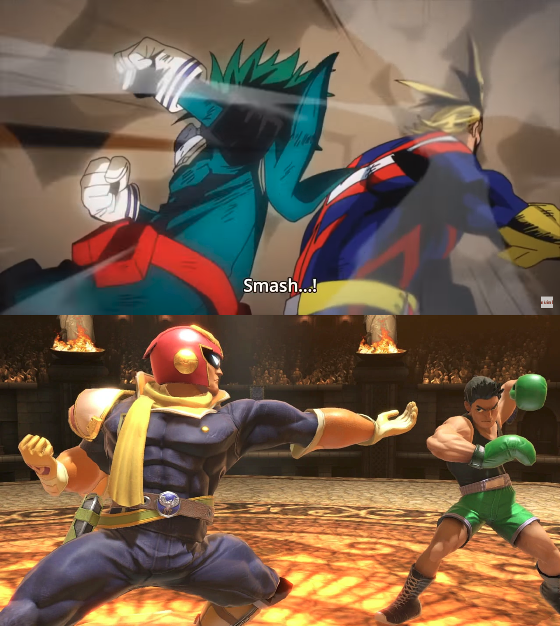 I See No Difference Super Smash Brothers Ultimate Know Your Meme