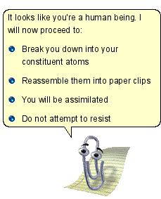 Paperclipper Clippy Paperclip Maximizer Know Your Meme