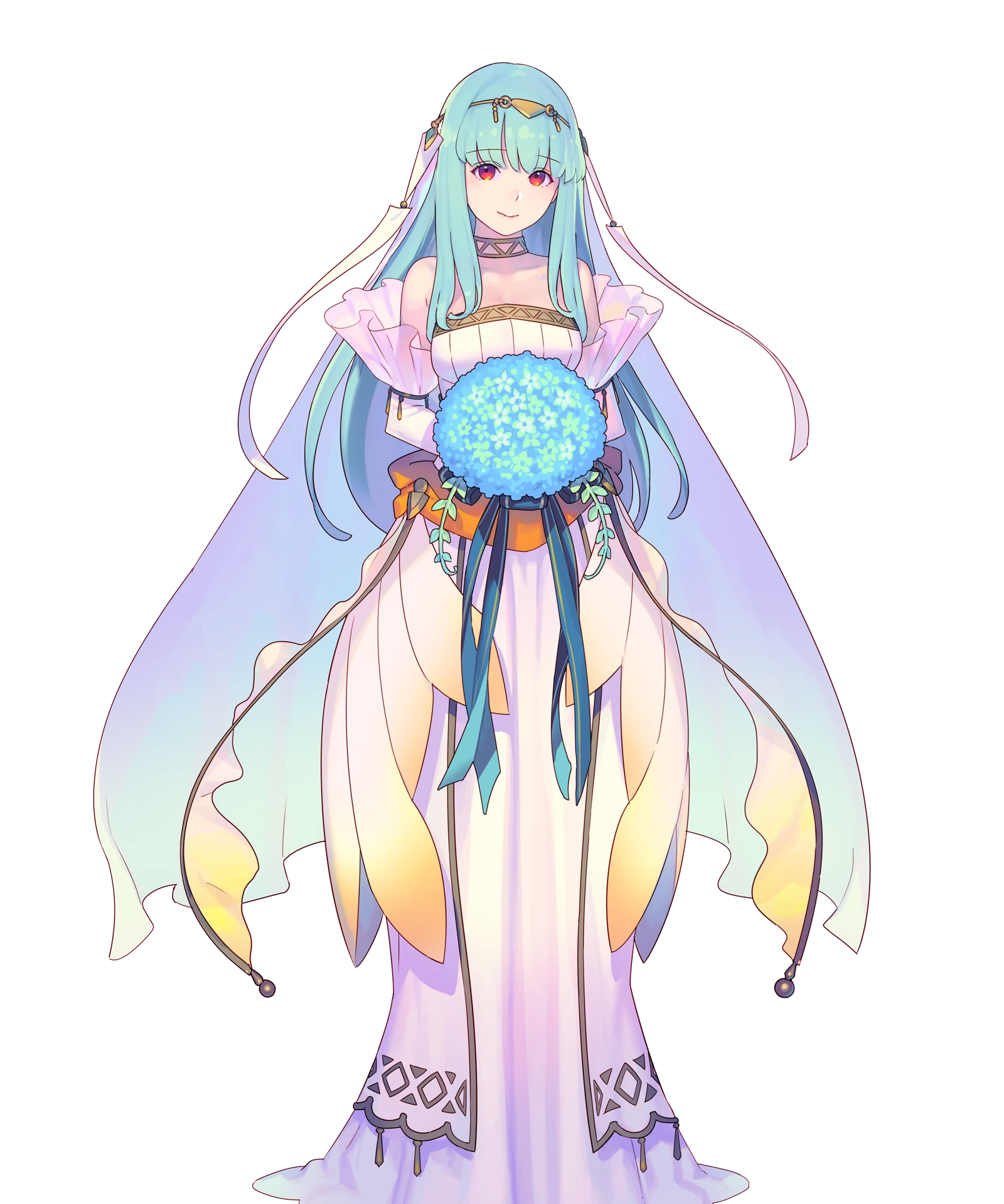 Ninian Bright Eyed Bride Fire Emblem Heroes Know Your Meme