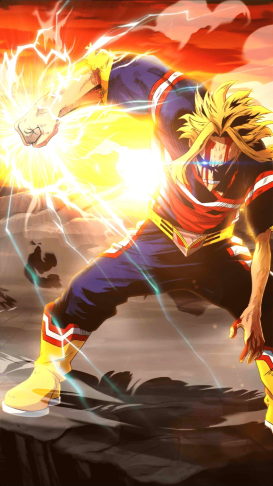 My Hero Academia Smash Tap All Might United States Of