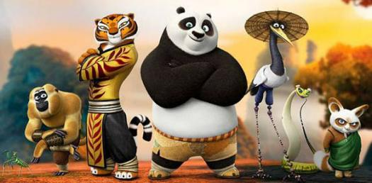 Main Characters Kung Fu Panda Know Your Meme