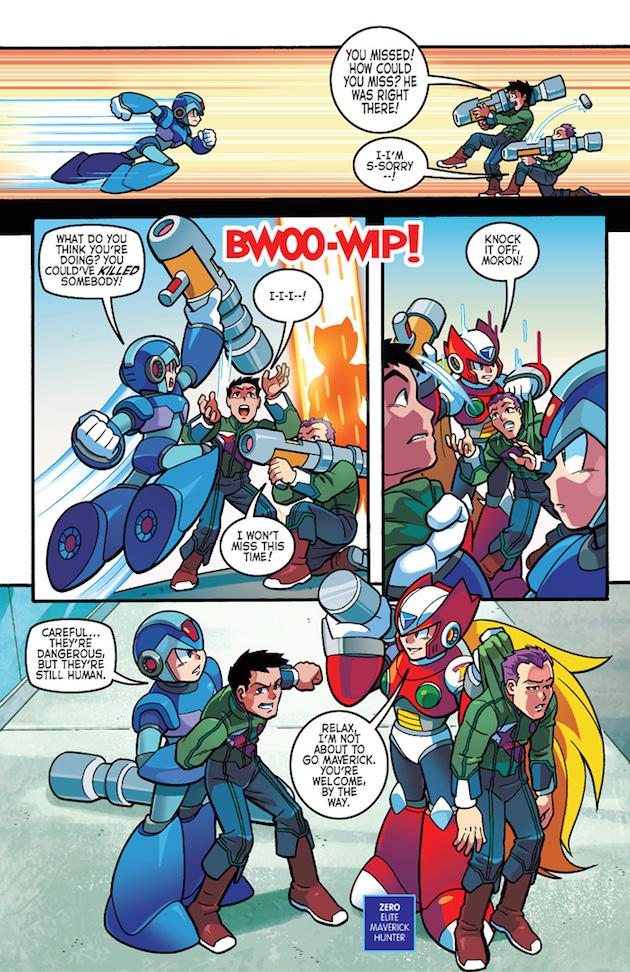 archie comics 37 2 3 mega man rockman know your meme