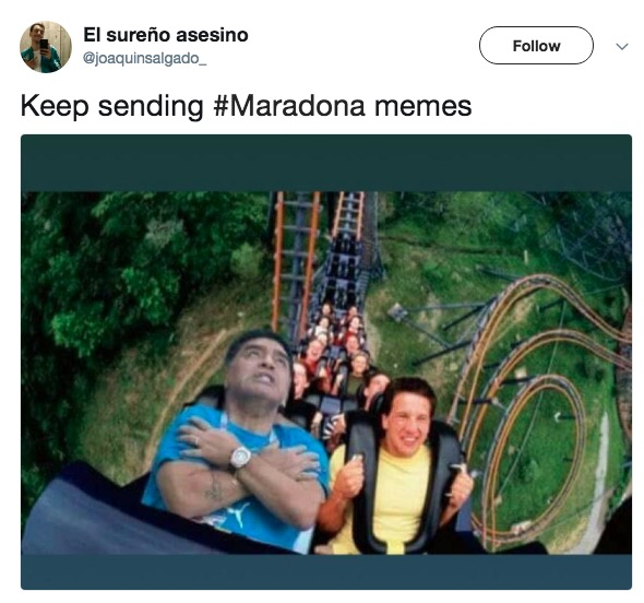 Roller Coaster Meme Template