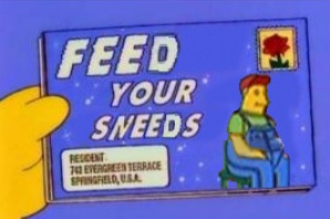 feed your sneed sneed s feed and seed know your meme