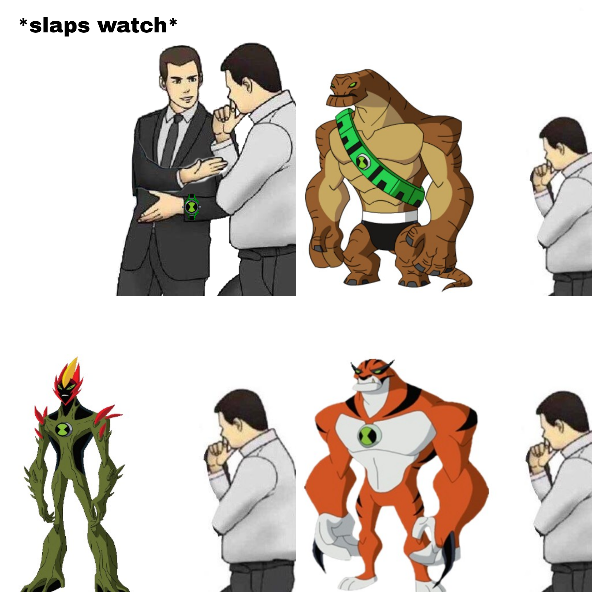 It S Watch Selling Time Slaps Roof Of Car Know Your Meme