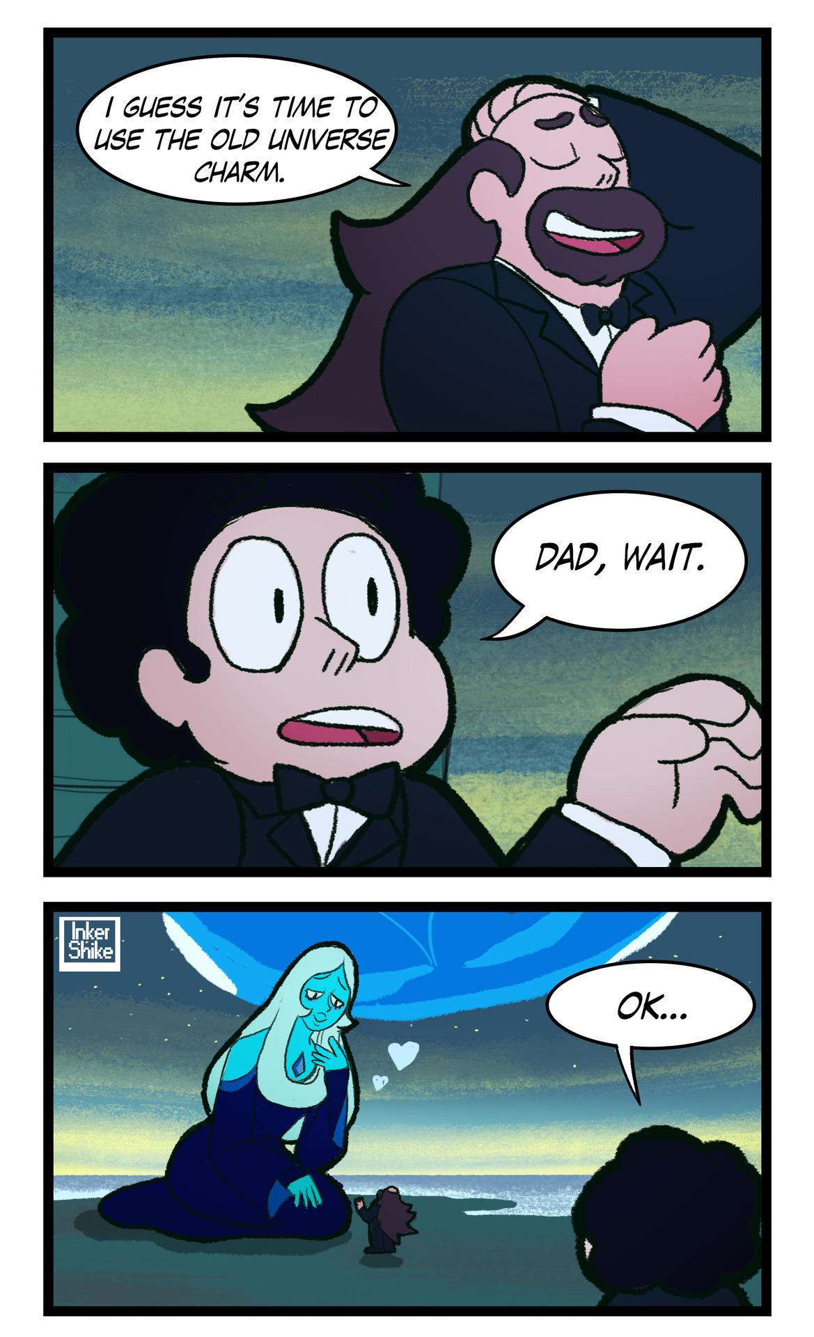 Quot Yep Quot Steven Universe Know Your Meme