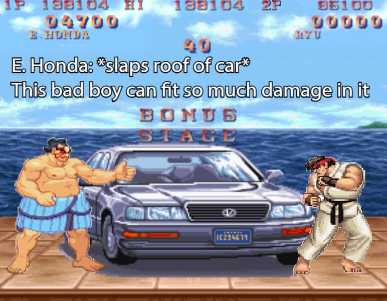 P E R F E C T Slaps Roof Of Car Know Your Meme
