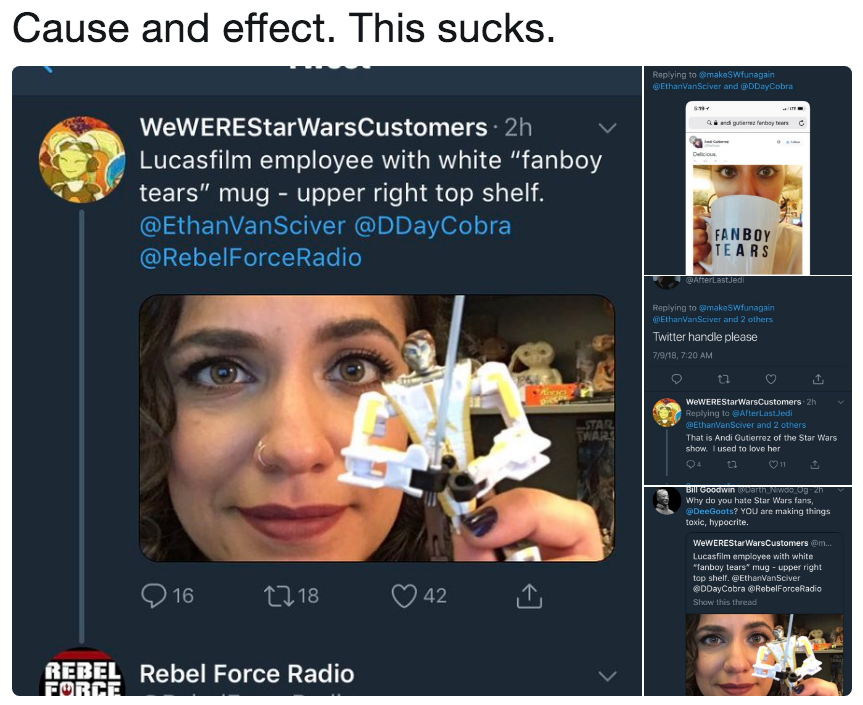 Cause And Effect This Sucks Rebel Force Radio Know Your Meme