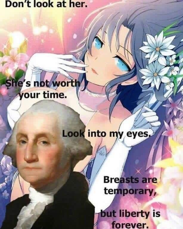 he looks into my eyes