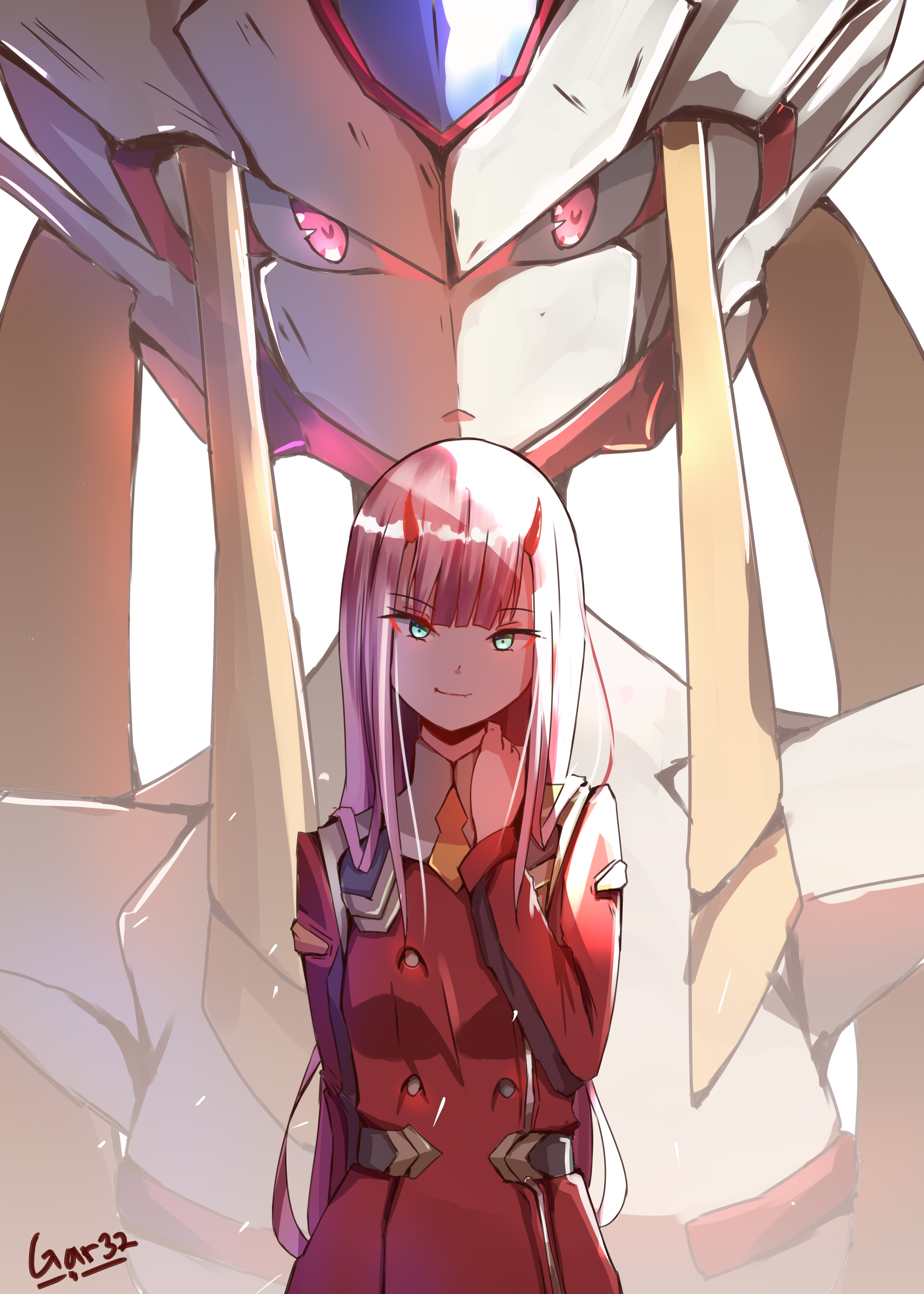 Zero 2 Darling In The Franxx Know Your Meme