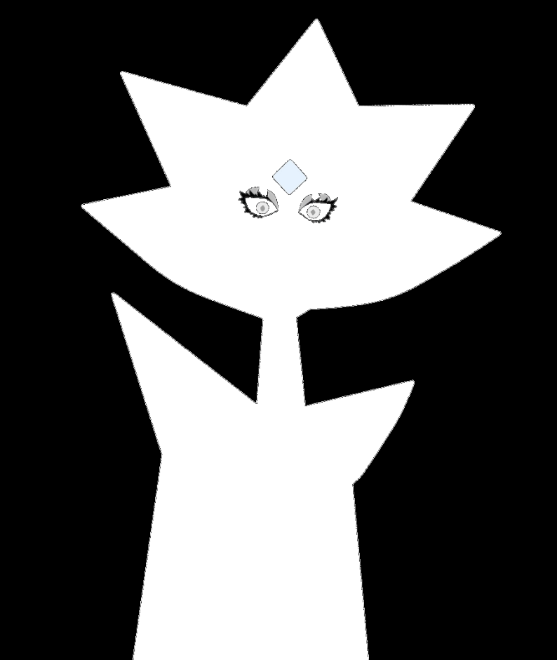 White Diamond stares into your soul | Steven Universe | Know