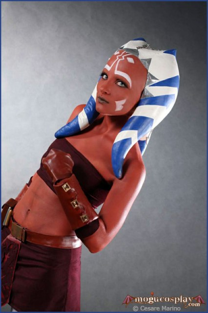 Star wars the clone ahsoka tano can
