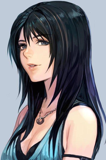 Rinoa Heartilly By Hankuri Final Fantasy Know Your Meme