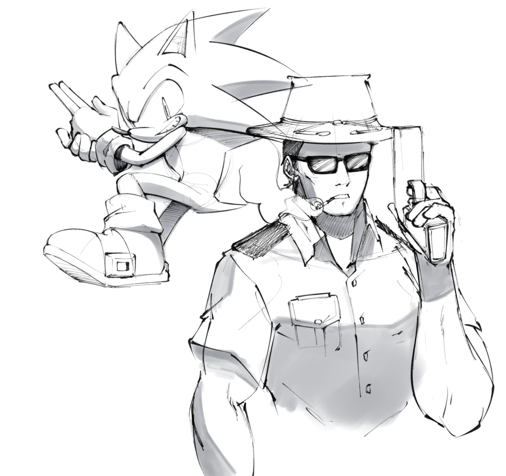 Partners Sonic The Hedgehog Know Your Meme