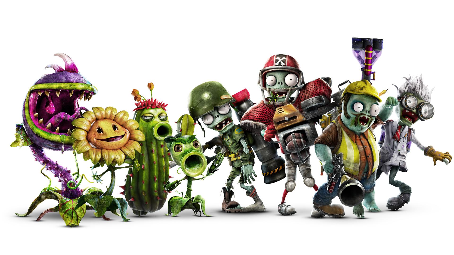 Zombies: Garden Warfare 2 Plants Vs. Zombies: Garden Warfare