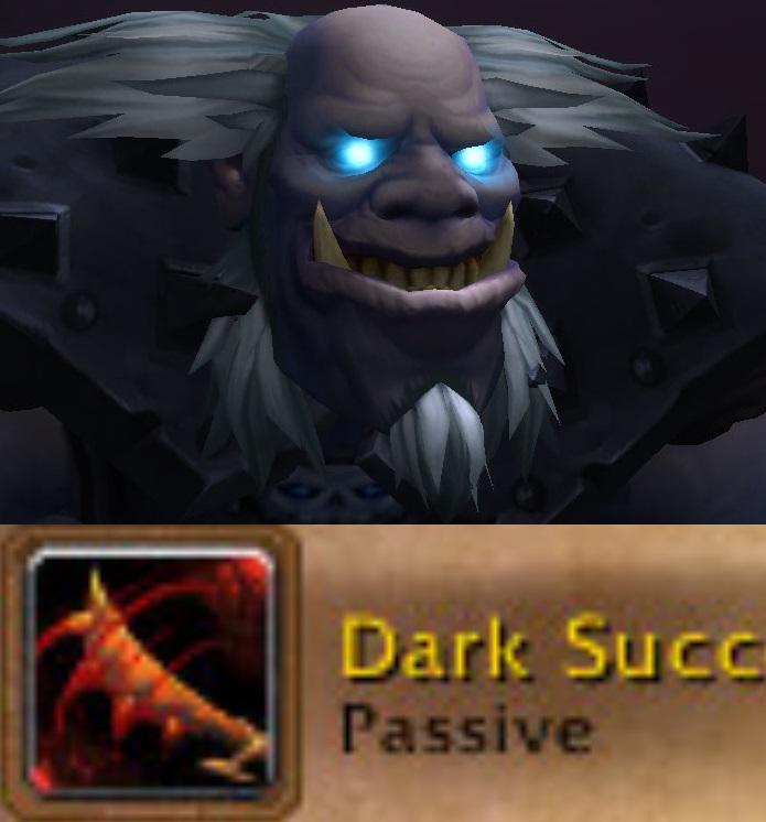 Dark S U C C World Of Warcraft Know Your Meme