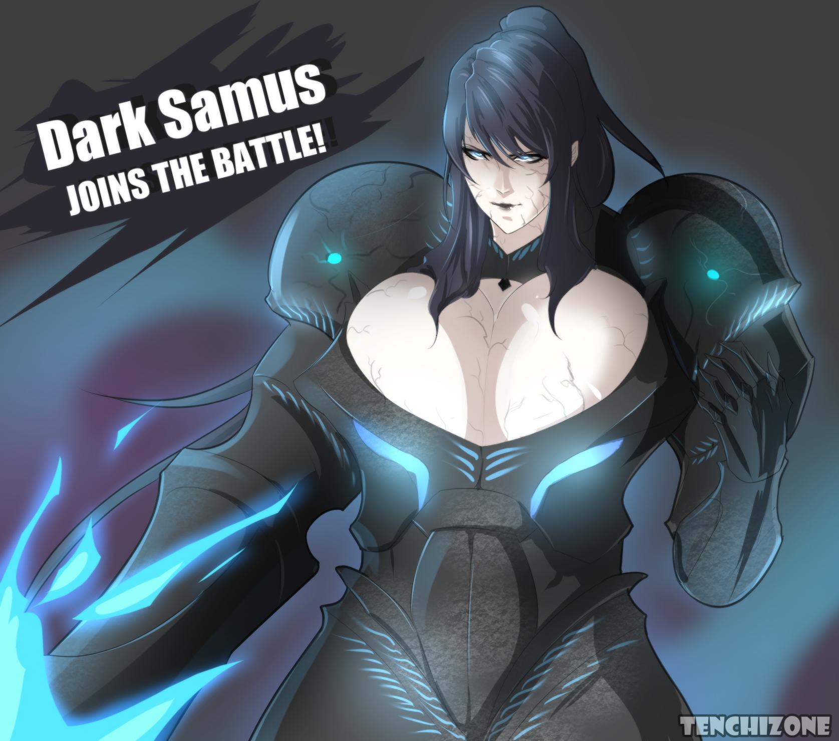 Black zero suit samus big tits