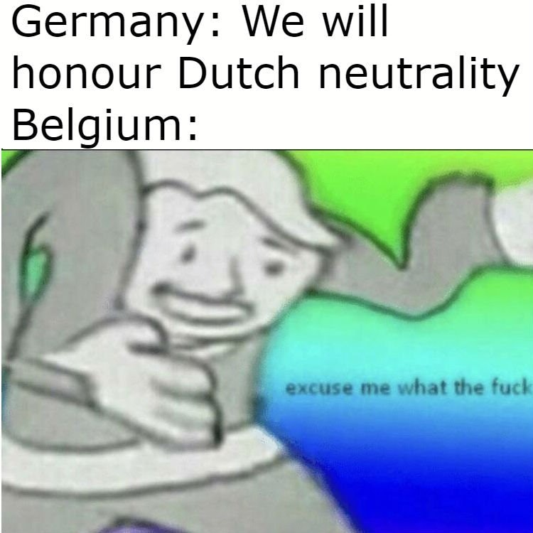 What the fuck in german