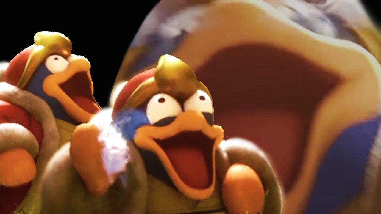 Image result for King dedede laughing