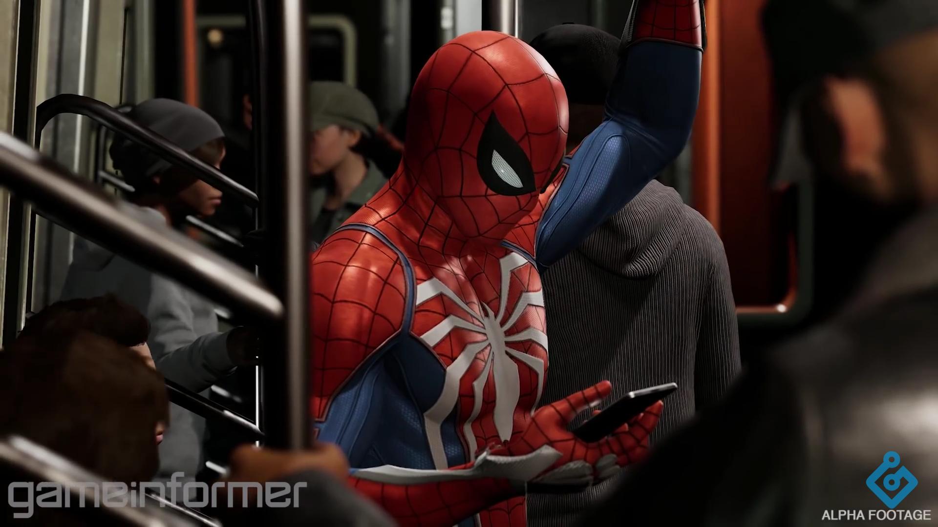 fast travel in spider-man (2018 video game) | marvel's spider-man