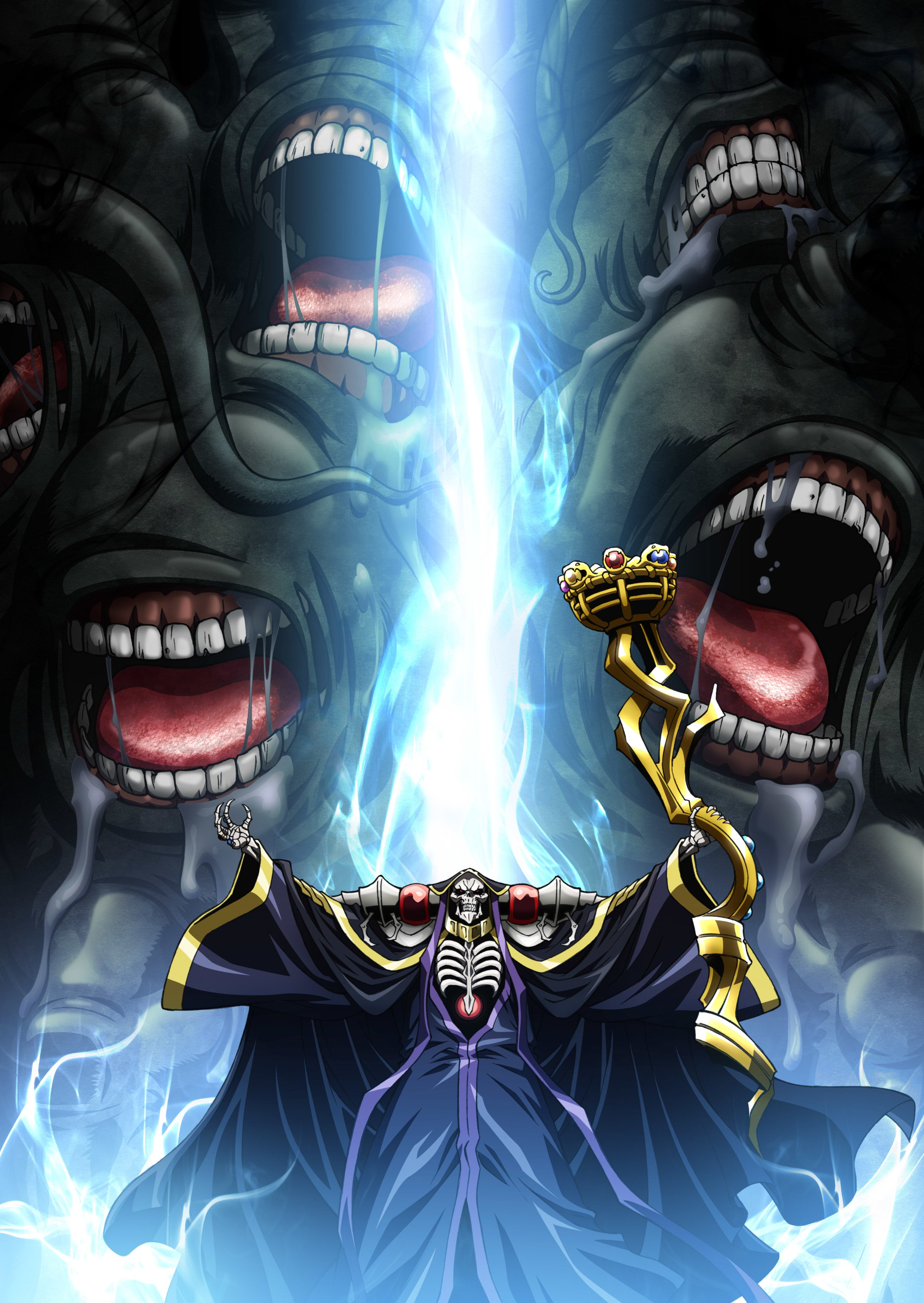 Hail To My Supreme Power Ainz Ooal Gown Overlord Know Your Meme