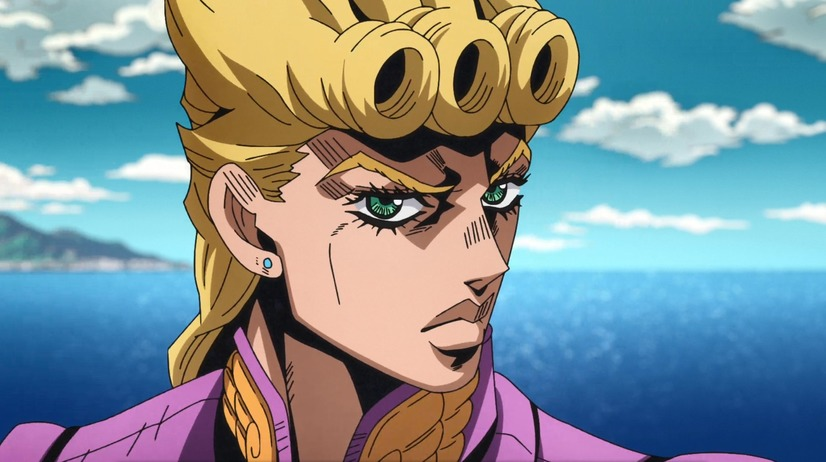 Giorno Giovanna Jojos Bizarre Adventure Know Your Meme