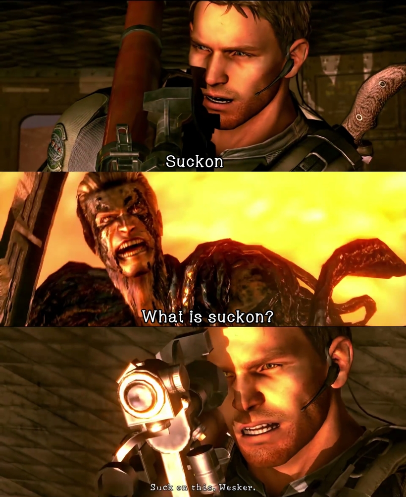 Resident Evil 5 Was Ahead Of Its Time Resident Evil Biohazard
