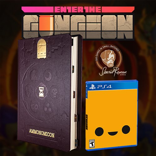 Coming Soon! The Enter the Gungeon Reserve! by