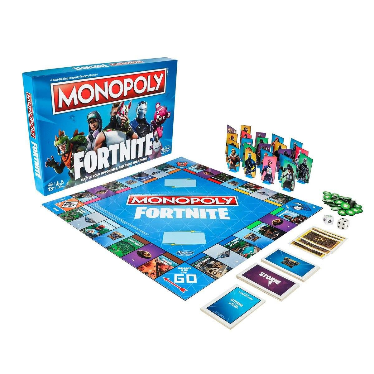 The Battle Royale Aspect Is Whoever Can Stand Playing Monopoly The