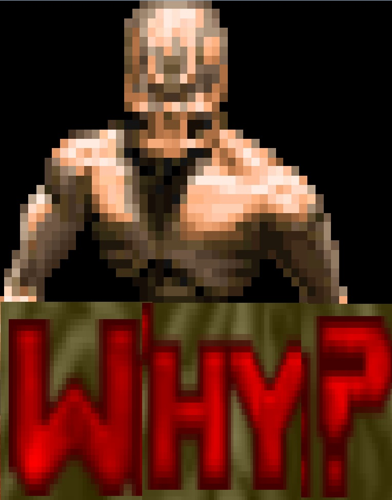 Arch Vile S Why Doom Know Your Meme
