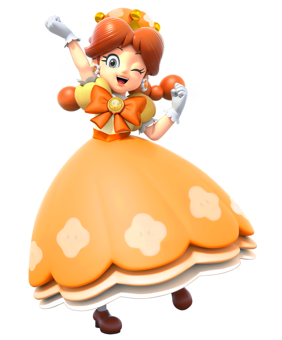 Princess Daisy Fan Art Www Topsimages Com