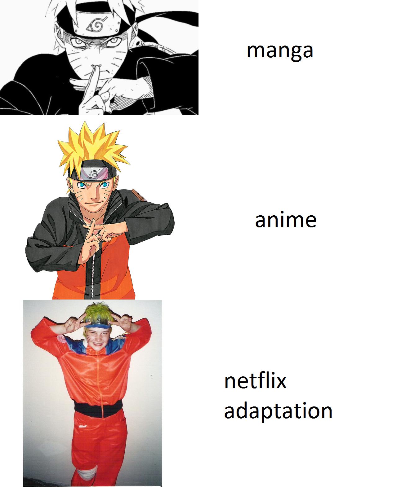 Nardo Netflix Adaptation Know Your Meme